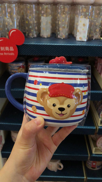 SHDL - Duffy & Friends Jeans Style Collection - Mug with Lid x Duffy