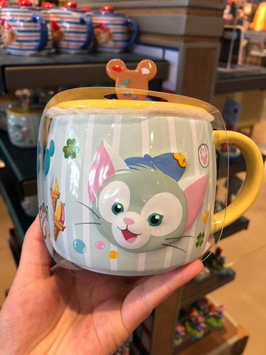 SHDL - Duffy & Friends Jeans Style Collection - Mug with Lid x Gelatoni