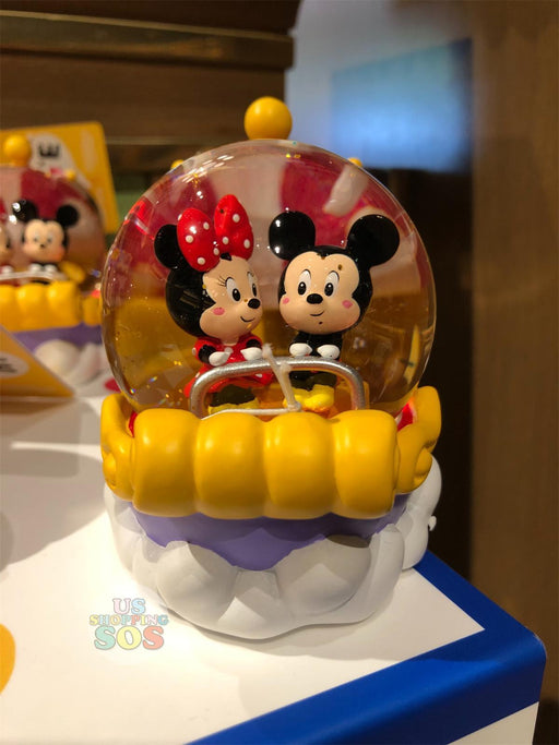 SHDL - Super Cute Mickey & Friends Collection -Snow globe  x Mickey & Minnie Mouse