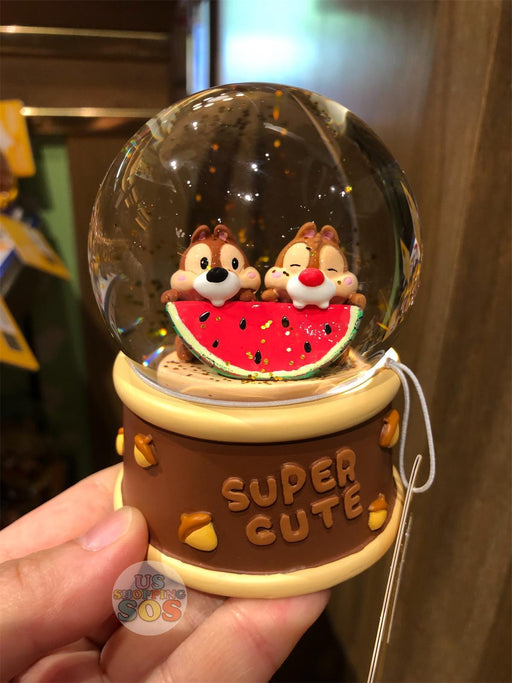 SHDL - Super Cute Mickey & Friends Collection -Snow globe  x Chip & Dale