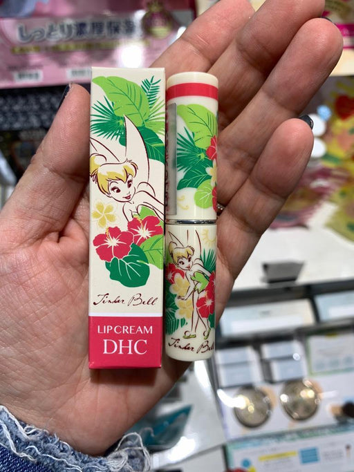 Japan x DHC - Lip Cream x Tinker Bell