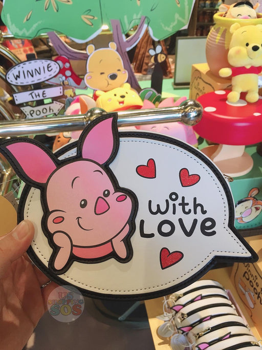 SHDL - Super Cute Winnie the Pooh & Friends Collection - Crossbody Bag x Piglet
