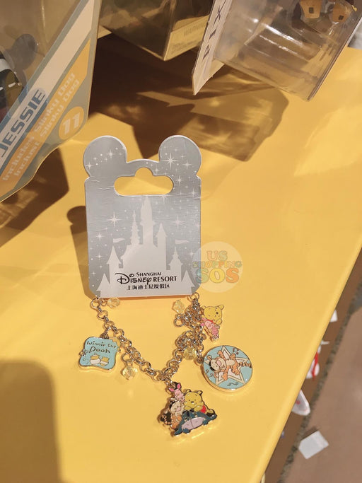 SHDL - Super Cute Winnie the Pooh & Friends Collection - Bracelet Design #1