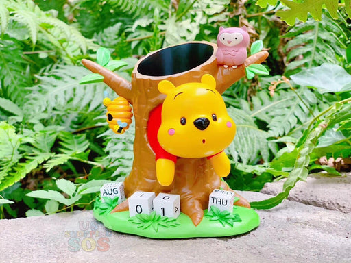SHDL - Super Cute Winnie the Pooh & Friends Collection - Figure Calendar x Holder
