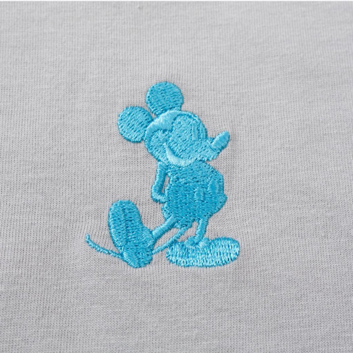 TDR - Mickey Mouse Hoodies Jacket UV Protect (Grey)