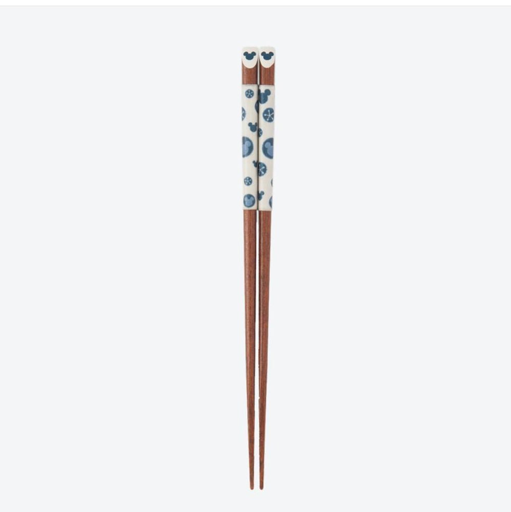 TDR - Chopsticks x All-Over Print Mickey Mouse (Blue)