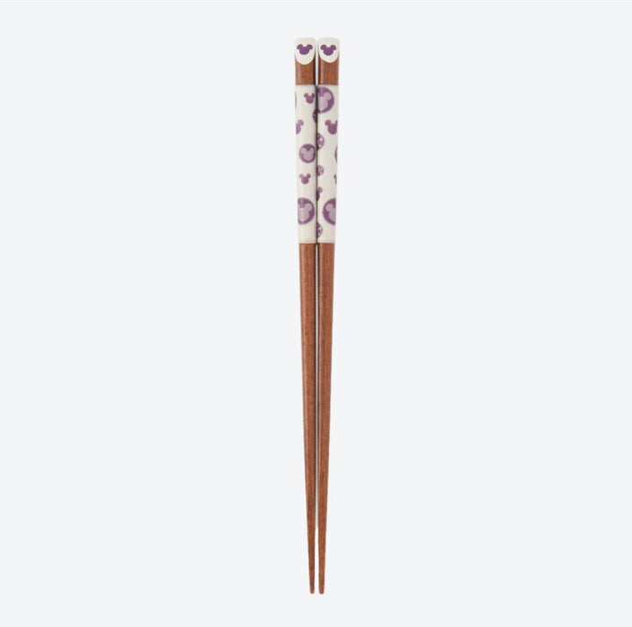 TDR - Chopsticks x All-Over Print Mickey Mouse (Purple)