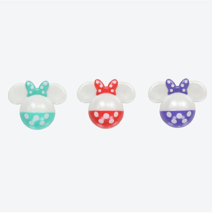 TDR -  Car Air Freshener Set x Minnie Mouse (White)
