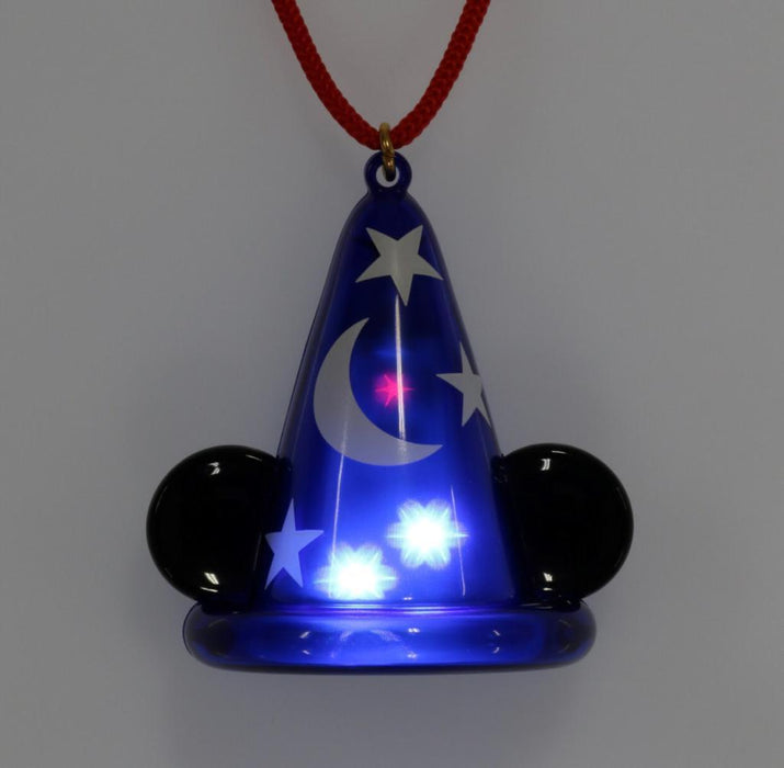 TDR -  Lighting Necklace x Sorcerer Mickey