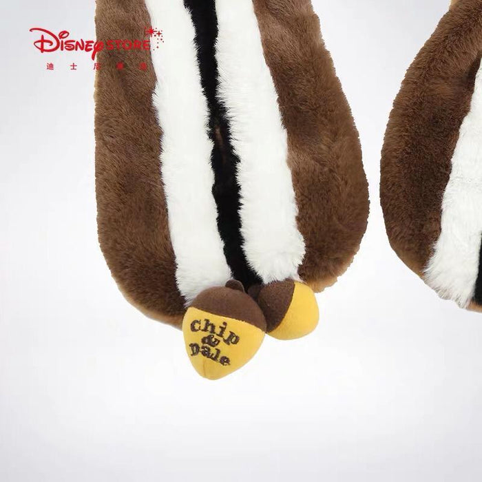 SHDS - Fluffy Chip & Dale Scarf