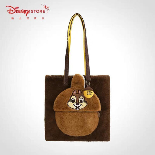 SHDS - Fluffy Chip & Dale Tote Bag