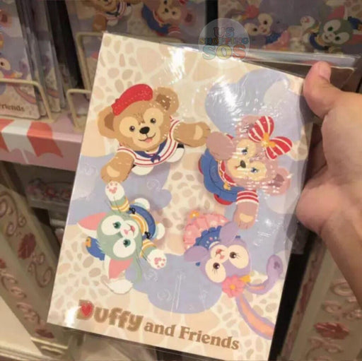 SHDL - Duffy & Friends Rainy Day Collection - Sticky Note Booklet