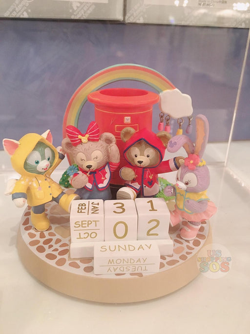 SHDL - Duffy & Friends Rainy Day Collection - Table Calendar
