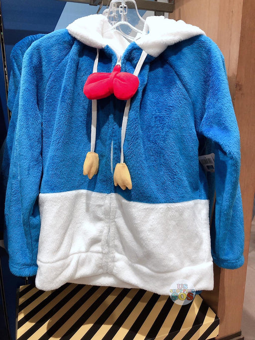"SHDL - ""Angry Duck Alert"" Collection - Plush Zip Hoodie (For Female)"