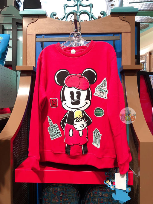 "SHDL - ""Shanghai Collection"" - Hoodies x Mickey Mouse"