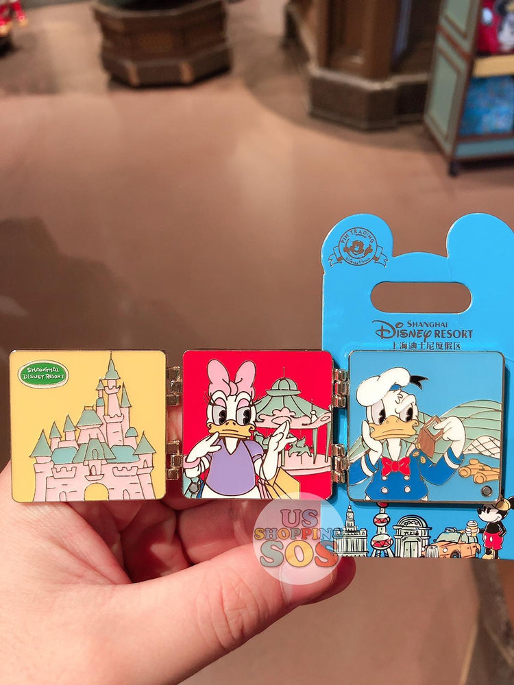 "SHDL - ""Shanghai Collection"" - Pin x Donald & Daisy Duck"