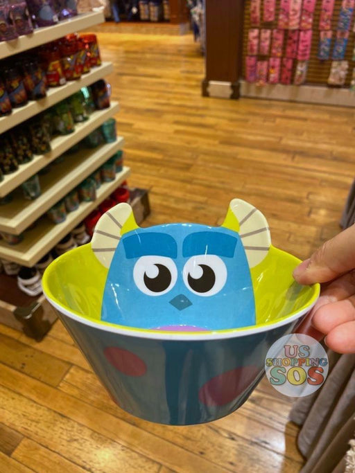 HKDL - Plastic Bowl - Sulley