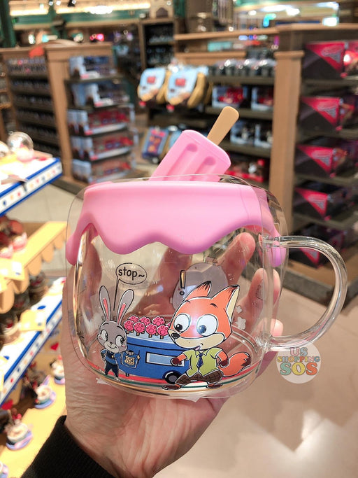 SHDL - Super Cute Zootopia Collection - Mug with Lid Set