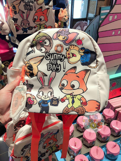 SHDL - Super Cute Zootopia Collection - Backpack