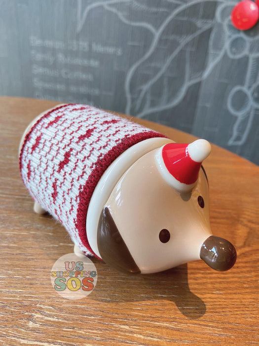 Starbucks China - Christmas Gift - 9oz Dachshund Sweater Mug
