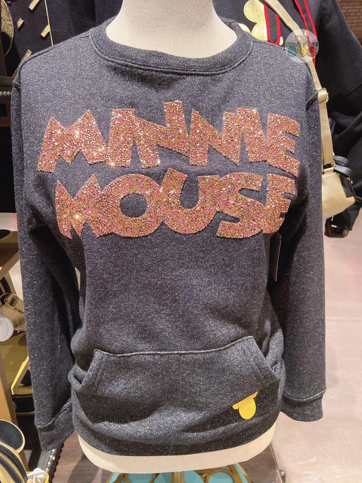"SHDL - ""MINNIE MOUSE"" Wordings Pullover (For Female)"