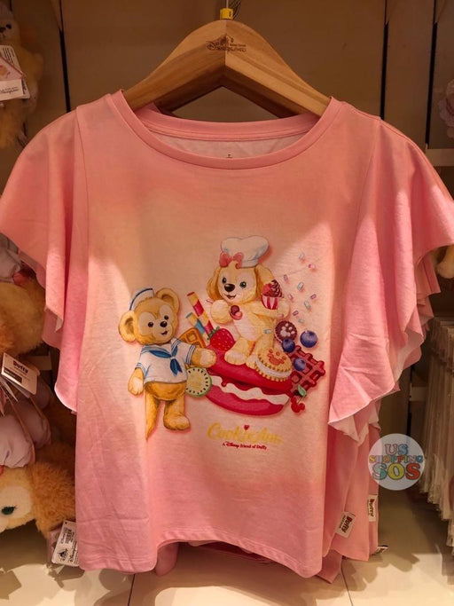 HKDL - Tee x Duffy & CookieAnn (For Female)