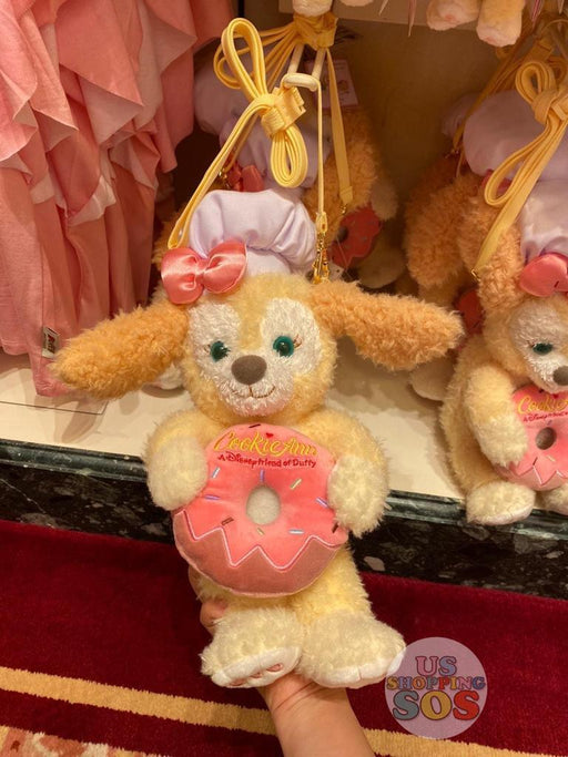 HKDL - CookieAnn - Plush Shoulder Bag