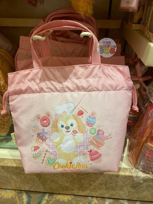 HKDL - CookieAnn & Duffy - Insulated Lunch Tote Bag