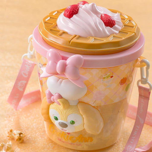 TDR - Duffy & Friends - Popcorn Bucket x CookieAnn