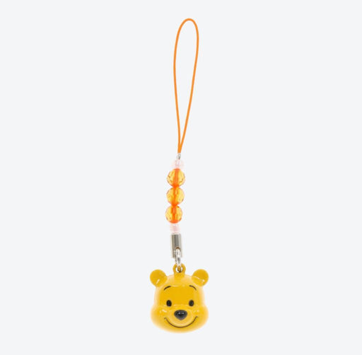 TDR - Bell with Strap/Keychain - Winnie the Pooh