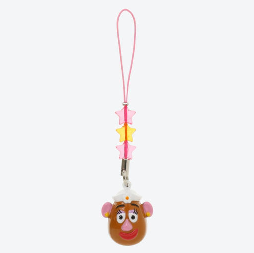 TDR - Bell with Strap/Keychain - Mrs. Potato