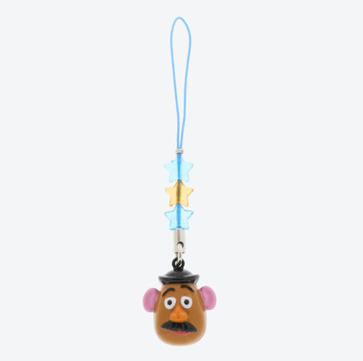 TDR - Bell with Strap/Keychain - Mr. Potato
