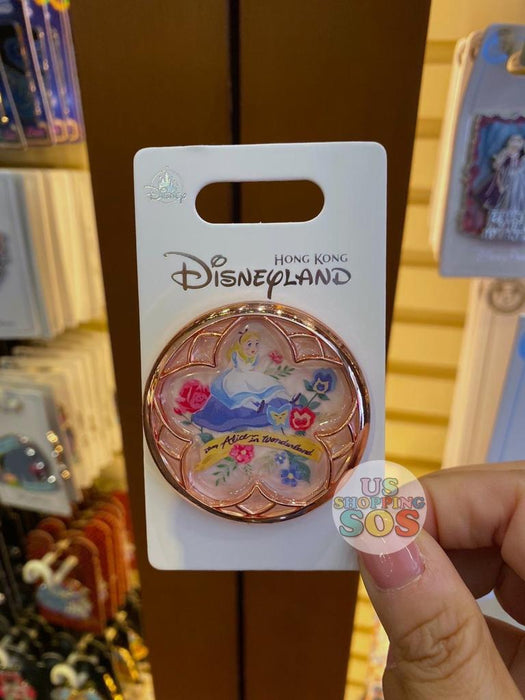 HKDL - Pin x Rose Gold Collection - Alice in the Wonderland