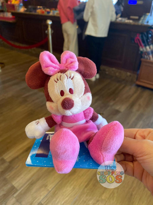 HKDL - Shoulder Plush - Minnie Mouse