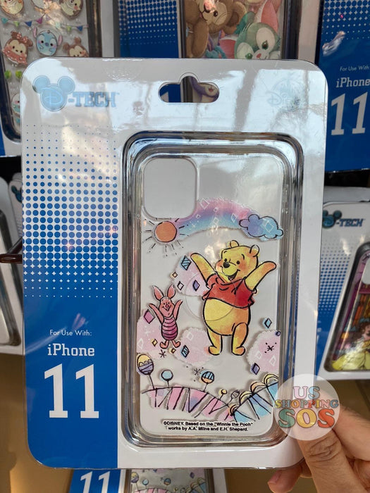 winnie the pooh owls house iphone case