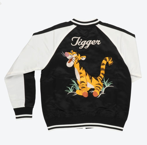 TDR - Souvenir Jackets x Tigger (Color: Black)