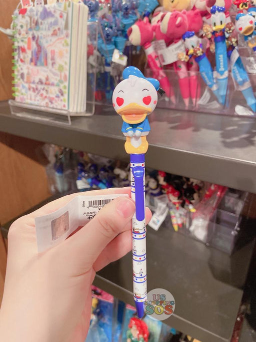 SHDL - Super Cute Mickey & Friends Collection - Pen x Donald Duck