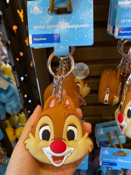 HKDL - Coin Purse x Keychain - Dale