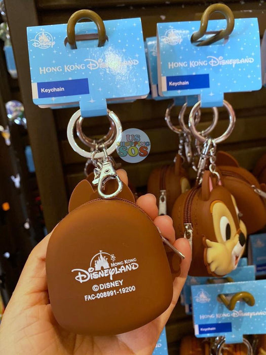 HKDL - Coin Purse x Keychain - Chip