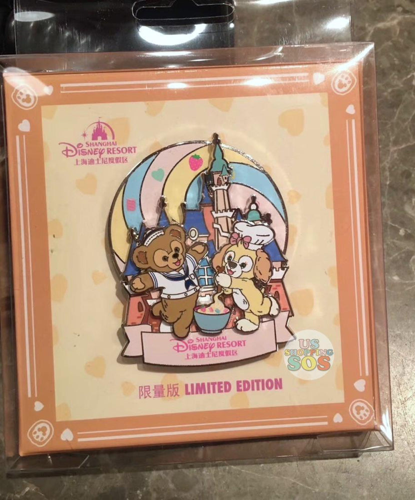 SHDL - Limited Edition of 800 Pin - Duffy & CookieAnn