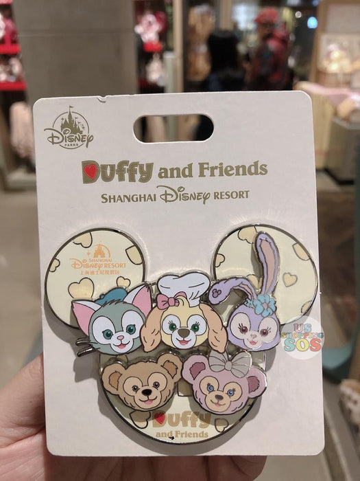 SHDL - Pin x Duffy & Friends with CookieAnn