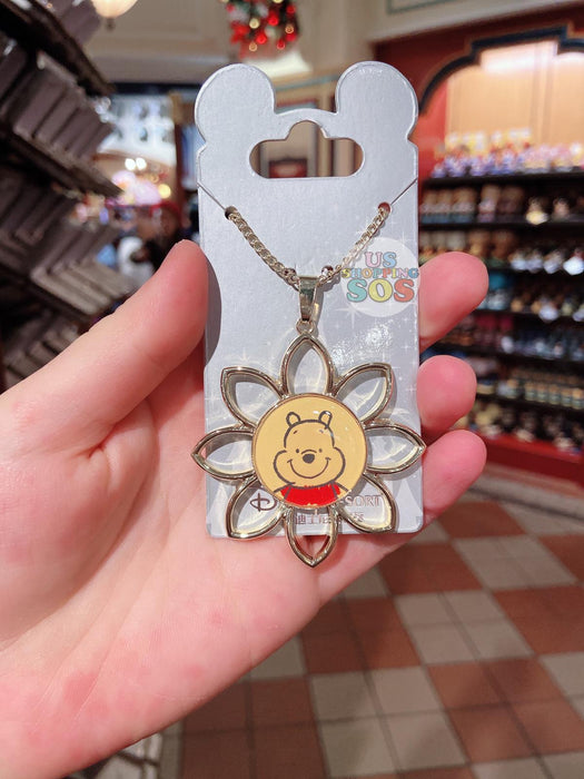 SHDL - Flower Shaped Necklace x Winnie the Pooh
