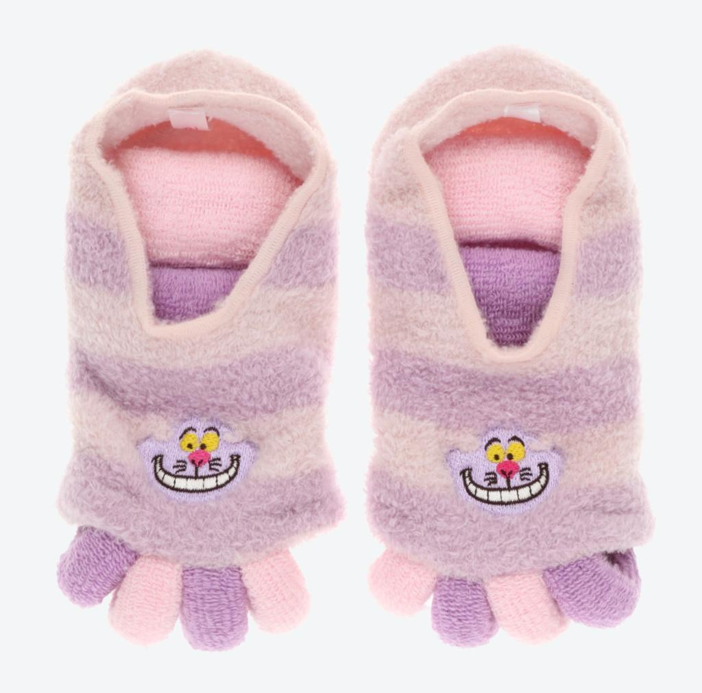 TDR - Toe Separator socks x Cheshire Cat