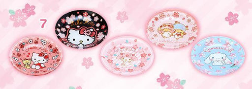 JP Sanrio - Sakura Cherry Blossom 2020 Collection -  Glass Bean Dish x