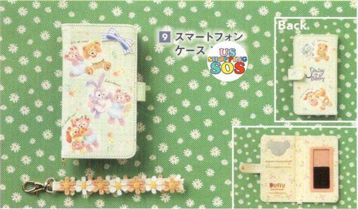 TDR - Duffy & Friends Spring in Bloom - Smart Phone Case