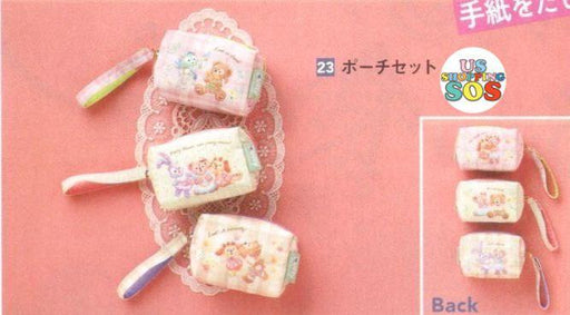 TDR - Duffy & Friends Spring in Bloom - Small Pouches Set