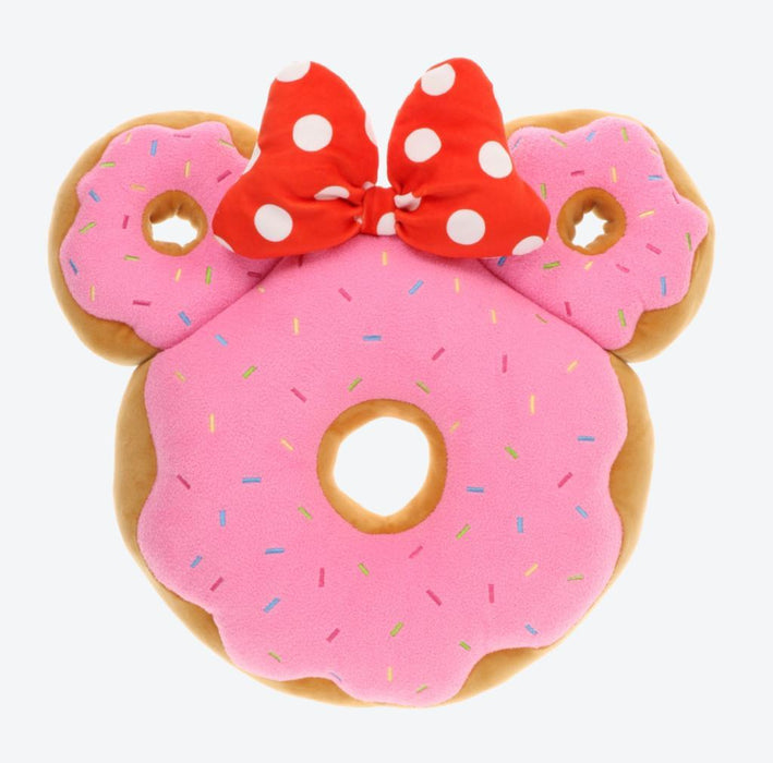 TDR - Cushion/Plush Toy - Minnie Mouse Donuts