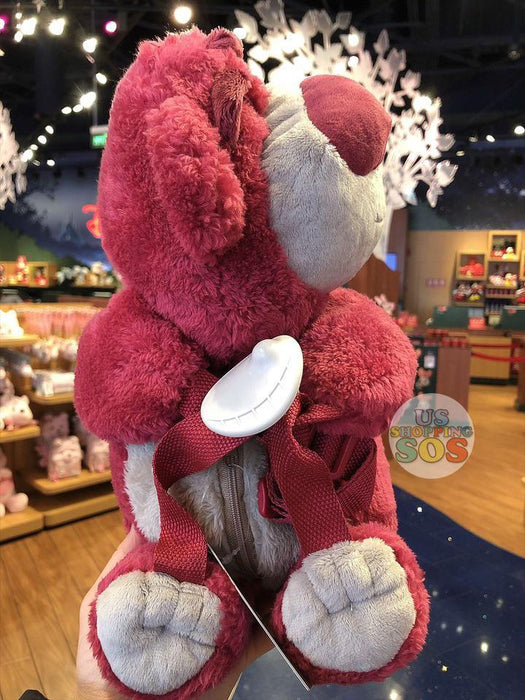 SHDS - Fluffy Lotso Plush Toy x Backpack