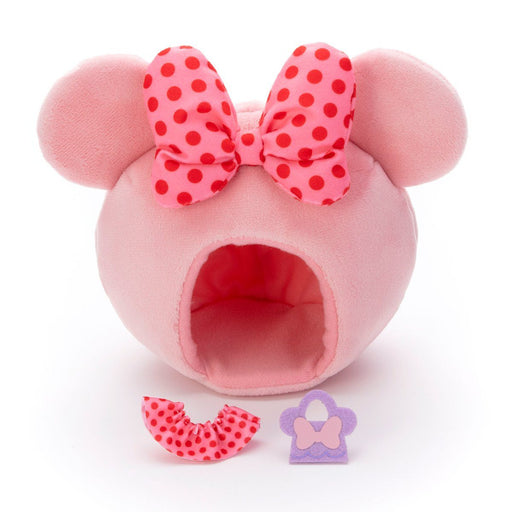 JP - Minimagination TOWN Collection - Plush Toy x Minnie Mouse (Home)
