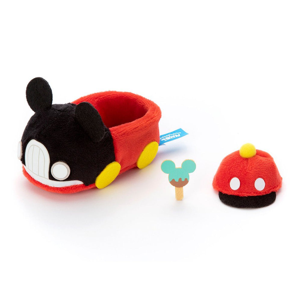 JP - Minimagination TOWN Collection - Plush Toy x Mickey mouse (vehicle)